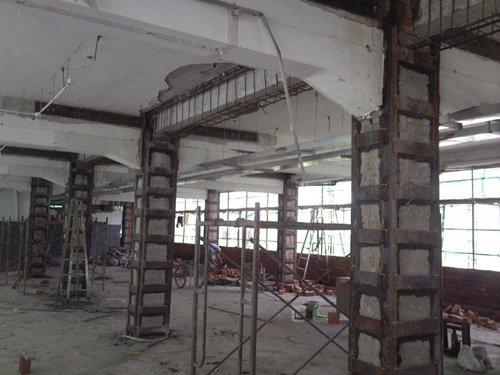 北京加固公司简述建筑加固是土建施工的一个分支