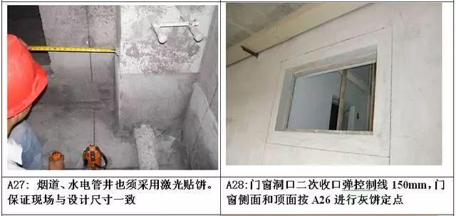 北京加固公司测量放线施工标准化做法图册