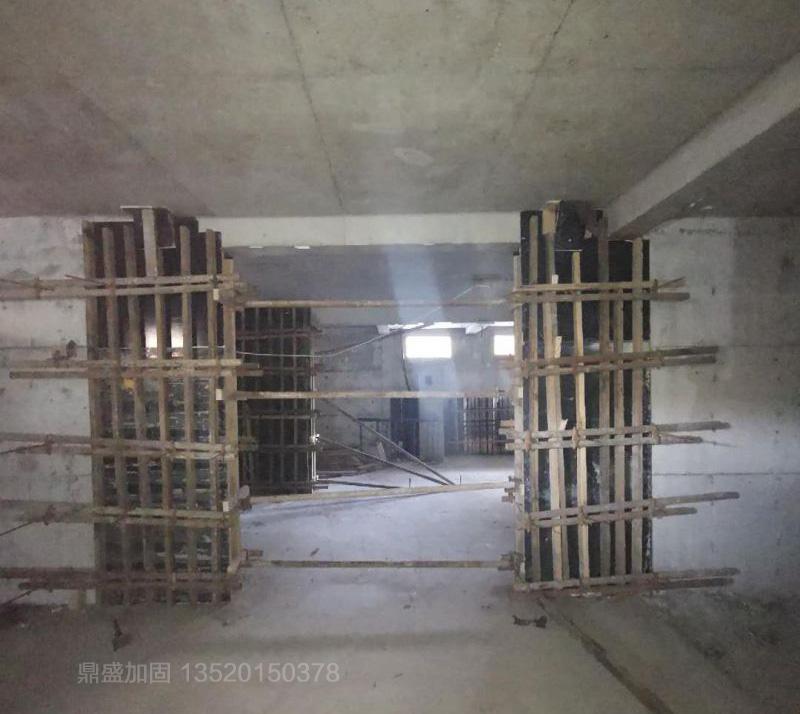 北京加固公司简述建筑加固之钢筋工程要点