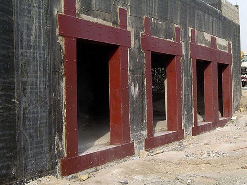 北京加固公司讲述剪力墙开门洞切割拆除加固五个策略