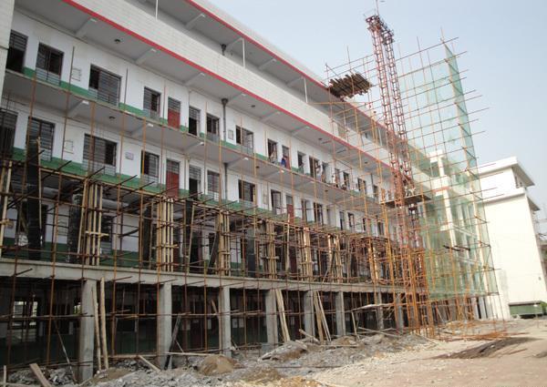 北京加固公司简述旧厂房加固改造五个注意事项