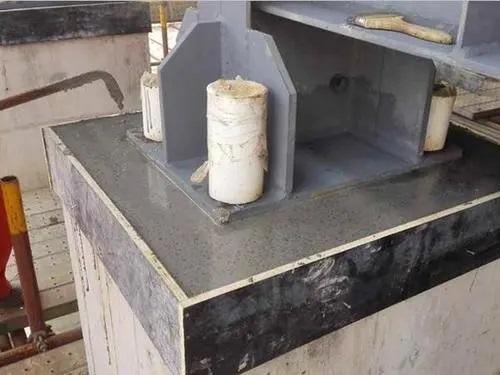 北京加固公司简述CGM无收缩灌浆料施工工法和流程